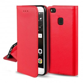 Case Smart Magnet Xiaomi Redmi 9T / Poco M3 red