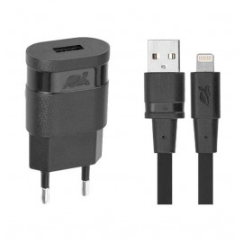 MOBILE CHARGER WALL/BLACK VA4115 BD2 RIVACASE