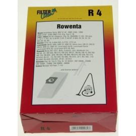 Tolmukotid Filterclean R 4 tolmuimejatele Bosch, Fakir, Lavorwash, Rowenta, Siemens