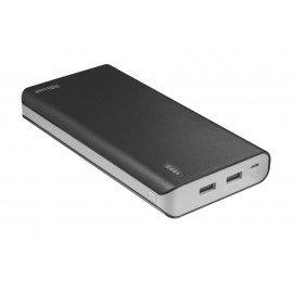 POWER BANK USB 20000MAH PORTAB/BLACK PRIMO 21795 TRUST