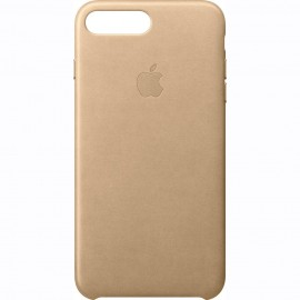 MOBILE COVER LEATHER TAN/IPHONE 7+/8+ MMYL2 APPLE