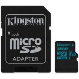 MEMORY MICRO SDHC 32GB UHS-I/W/ADAPTER SDCG2/32GB KINGSTON