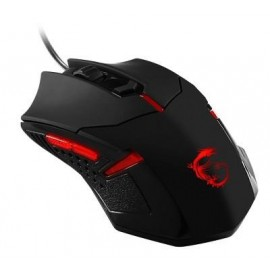 MOUSE USB OPTICAL GAMING/INTERCEPTOR DS B1 GAMING MSI