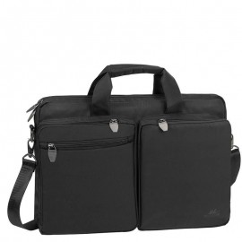 "NB CASE TIERGARTEN 16""/8530 BLACK RIVACASE"