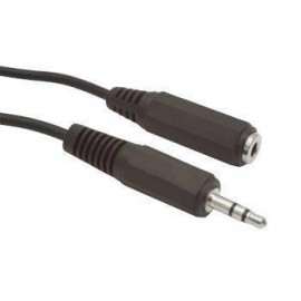 CABLE AUDIO 3.5MM EXTENSION/2M CCA-423-2M GEMBIRD