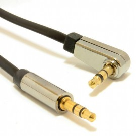 CABLE AUDIO 3.5MM 1.8M/CCAP-444L-6 GEMBIRD