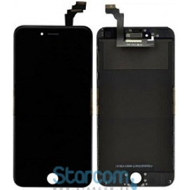 iPhone 6s plus puutetundlik klaas ja LCD ekraan must