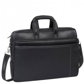 "NB CASE ORLY 15.6""/8940 (PU) BLACK RIVACASE"