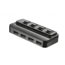 I/O HUB USB2 4PORT/20619 TRUST