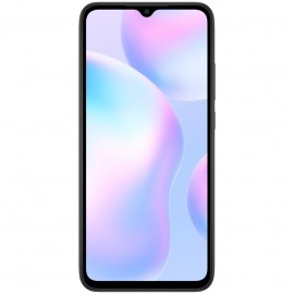 Xiaomi Redmi 9A 32GB mobiiltelefon, must ( Granite Gray)