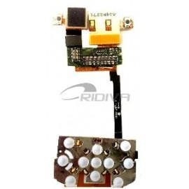 Flex Sony Ericsson W760 for camera and upper keypad original