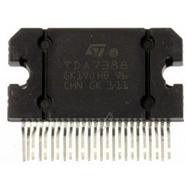Mikroskeem TDA7388 STMICROELECTRONICS