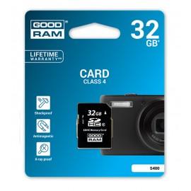 Memory card GOODRAM SD 32Gb (class 4)