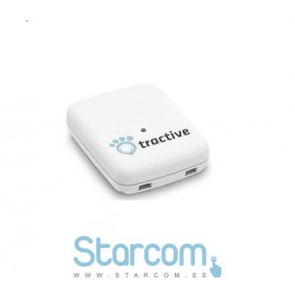 Tractive GPS Pet Tracking device TRATR1 White