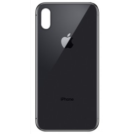 iPhone X tagaklaas,  space grey