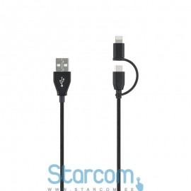 Tellos fast charge data kaabel Iphone 5/6/7/Lightning USB