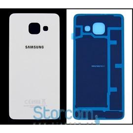 Samsung A3 2016 (SM-A310) tagapaneel (akukaas) , valge GH82-11093C