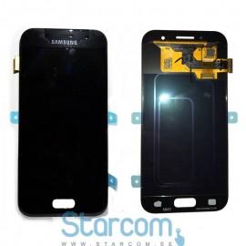 Puutetundlik klaas ja LCD ekraan SAMSUNG GALAXY A3 2017 (SM-A320), must
