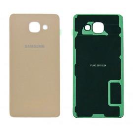 Samsung A5 2016 (SM-A510F) tagapaneel (akukaas) , Kuldne GH82-11020A