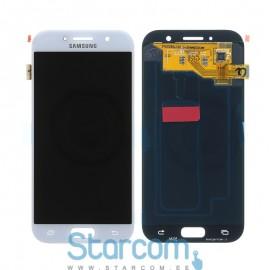 Puutetundlik klaas ja LCD ekraan SAMSUNG GALAXY A5 2017 (SM-A520), sinine