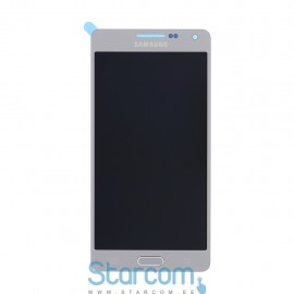 Puutetundlik klaas ja LCD ekraan SAMSUNG GALAXY A5  (SM-A500), hõbedane