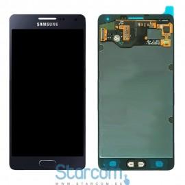 Puutetundlik klaas ja LCD ekraan SAMSUNG GALAXY A7 (SM-A700), must