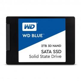 """SSD SATA2.5"""" 2TB TLC/BLUE WDS200T2B0A WDC"""