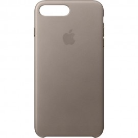MOBILE COVER LEATHER TAUPE/IPHONE 7+/8+ MPTC2 APPLE
