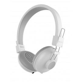 Wireless Bluetooth Headset N1W By Muvit White