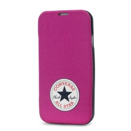 Sam Galaxy S5 cover CONVERSE by Ascendeo pink