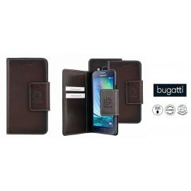 Sam Galaxy A3 cover book AMSTERD by Bugatti v.brown
