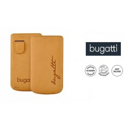 VELVETY case univ. i4 by Bugatti yellow
