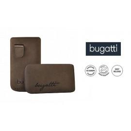 VELVETY case univ. S3 by Bugatti chocolate