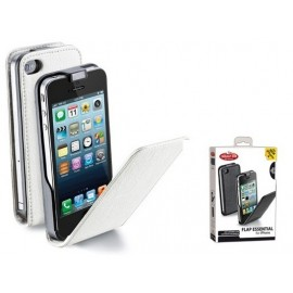 Apple iPhone 5 cover FLAP ESSEN by Cellular white