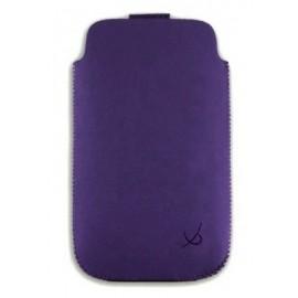 SUEDE L-DV0019 case universal by Dolce Vita purple