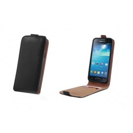 Samsung Galaxy Alpha cover PLUS by Forever black