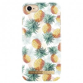 Apple iPhone 6/7/8 Pineapple Bonanza Cover By Ideal Fashion White