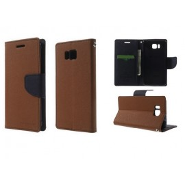 Sam Galaxy Alpha cover FANCY by Mercury brown/black