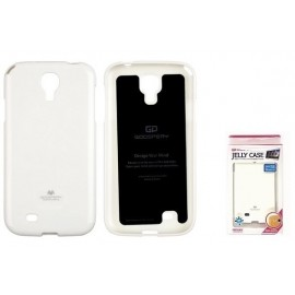 Samsung Galaxy S4 cover JELLY by Mercury white
