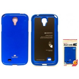 Sam Galaxy S4 cover JELLY by Mercury blue