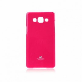 Sam Galaxy A5 cover JELLY by Mercury hot pink