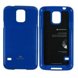 Sam Galaxy S5 cover JELLY by Mercury blue