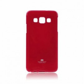 Samsung Galaxy A3 cover JELLY by Mercury red