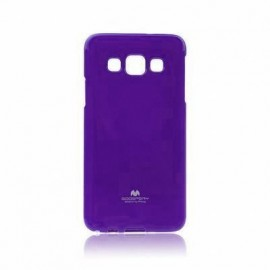 Sam Galaxy A3 cover JELLY by Mercury purple