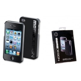 Apple iPhone 4 cover by Momo black