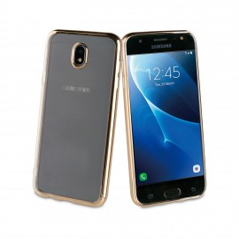 Samsung Galaxy J5(2017) cover Bling By Muvit Gold