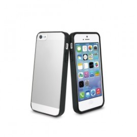 Apple iPhone 5/5S/SE cover Bumper by Muvit Black