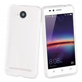 Huawei Y3 II case Crystal Soft by Muvit tr.
