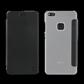 Huawei Ascend P10 Lite Folio case By Muvit Black