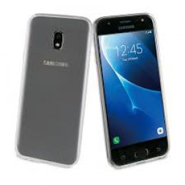 Samsung Galaxy J3 (2017) Cover Crystal Soft by Muvit tr.